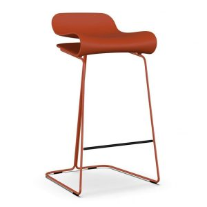 BCN-Slide-base-Barstool-Terracotta-Brown-by-Kristalia
