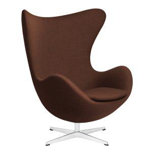 Egg-Lounge-Chair-Christianshavn-Dark-Orange