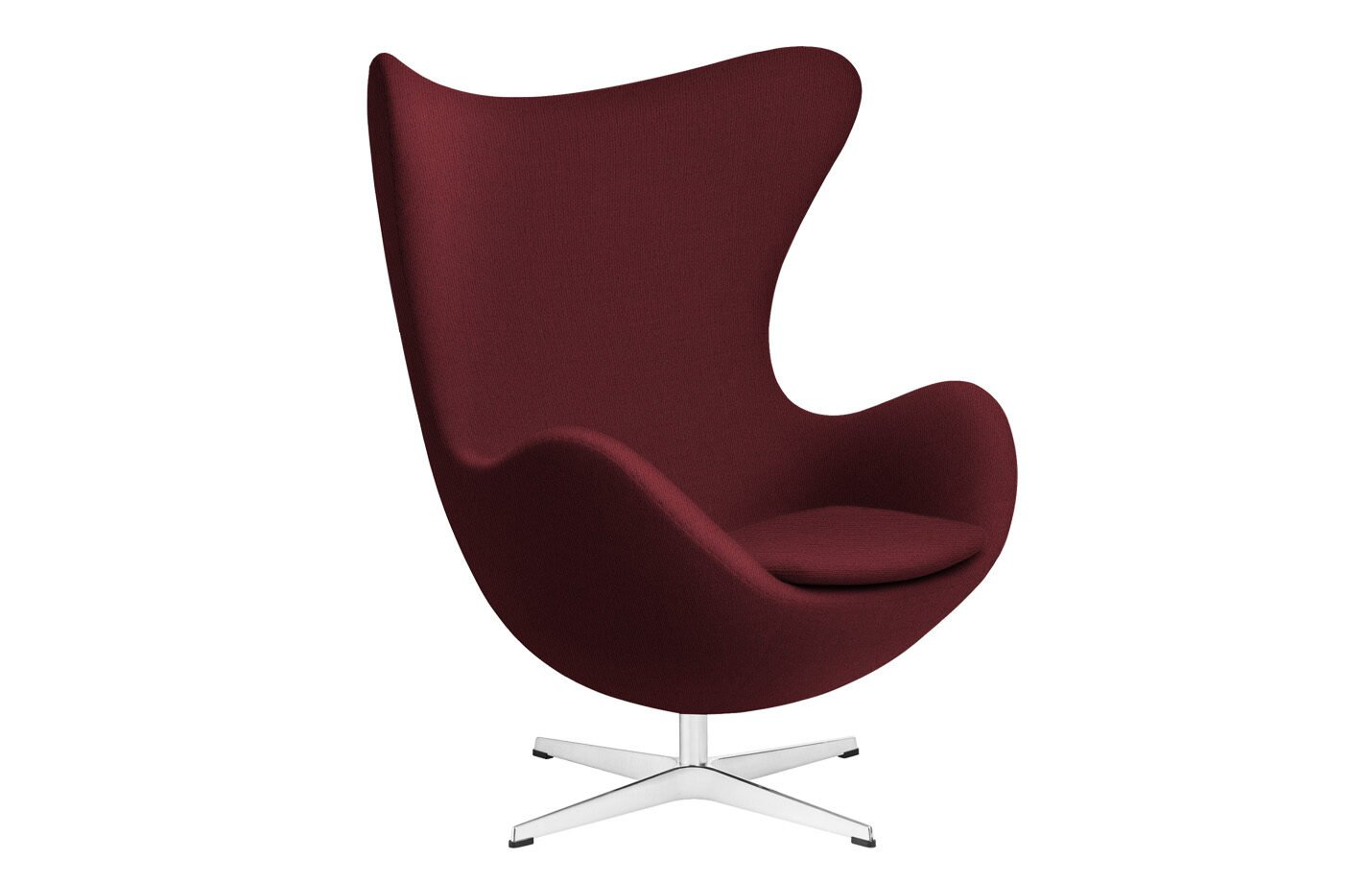 Egg-Lounge-Chair-Christianshavn-Red-Uni