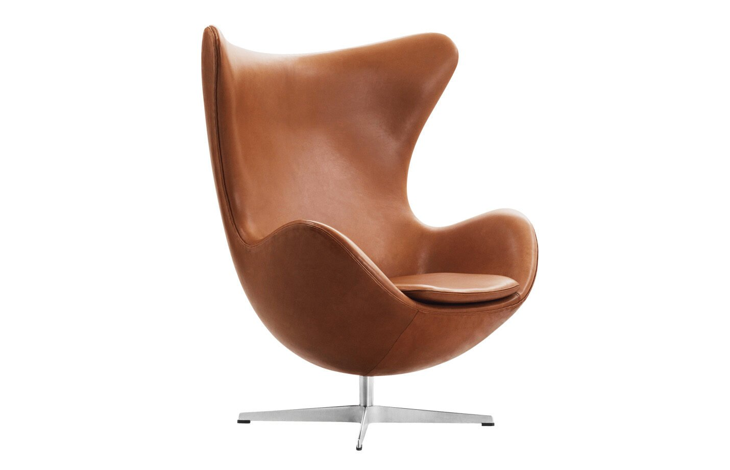Egg-Lounge-Chair-Leather-Grace-Walnut