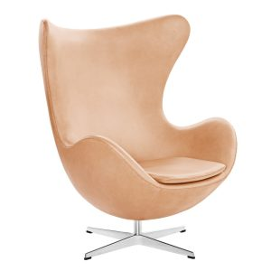 Egg-Lounge-Chair-Leather-Natural
