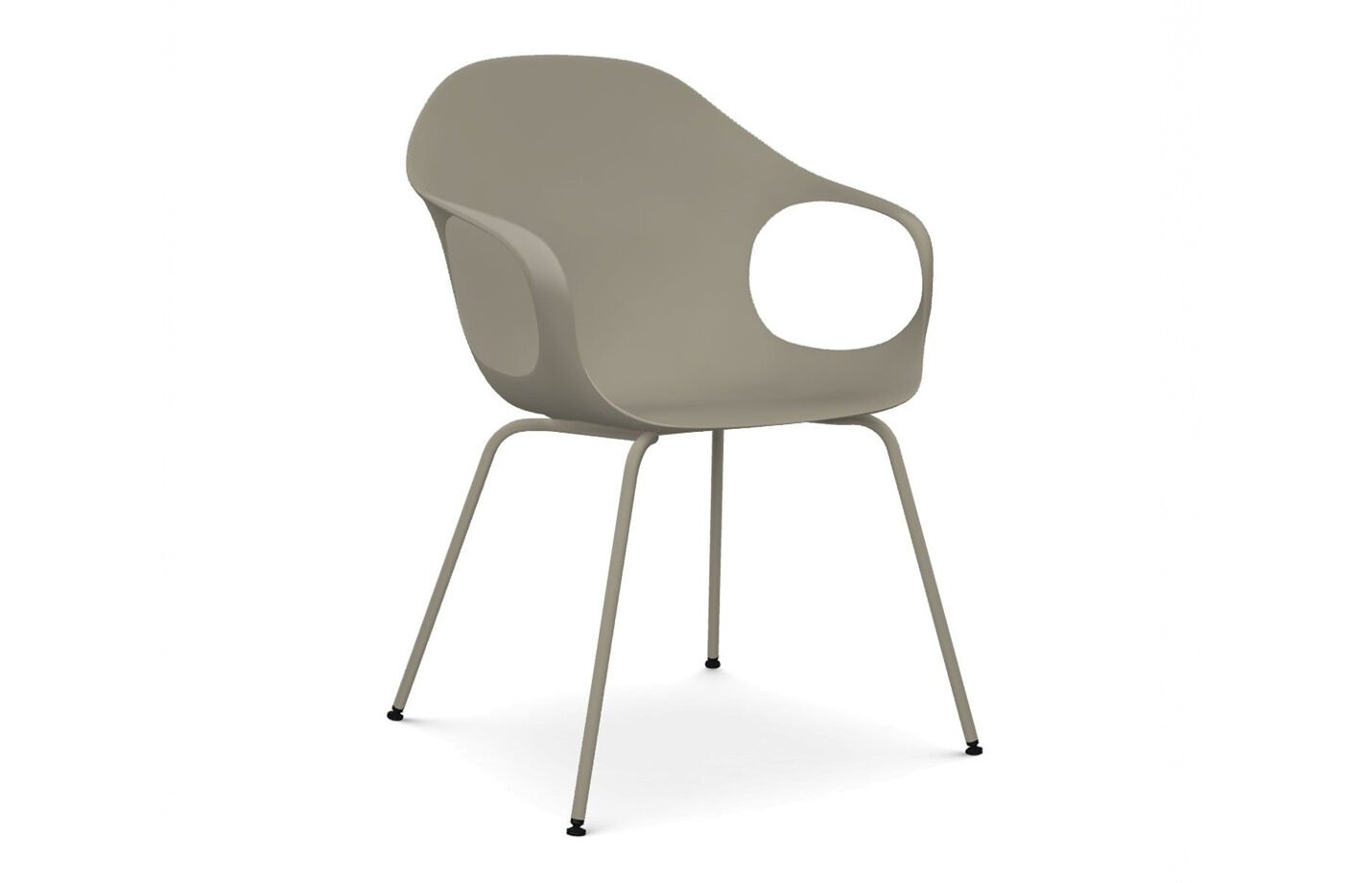 Elephant-dining-chair-Beige-by-Kristalia