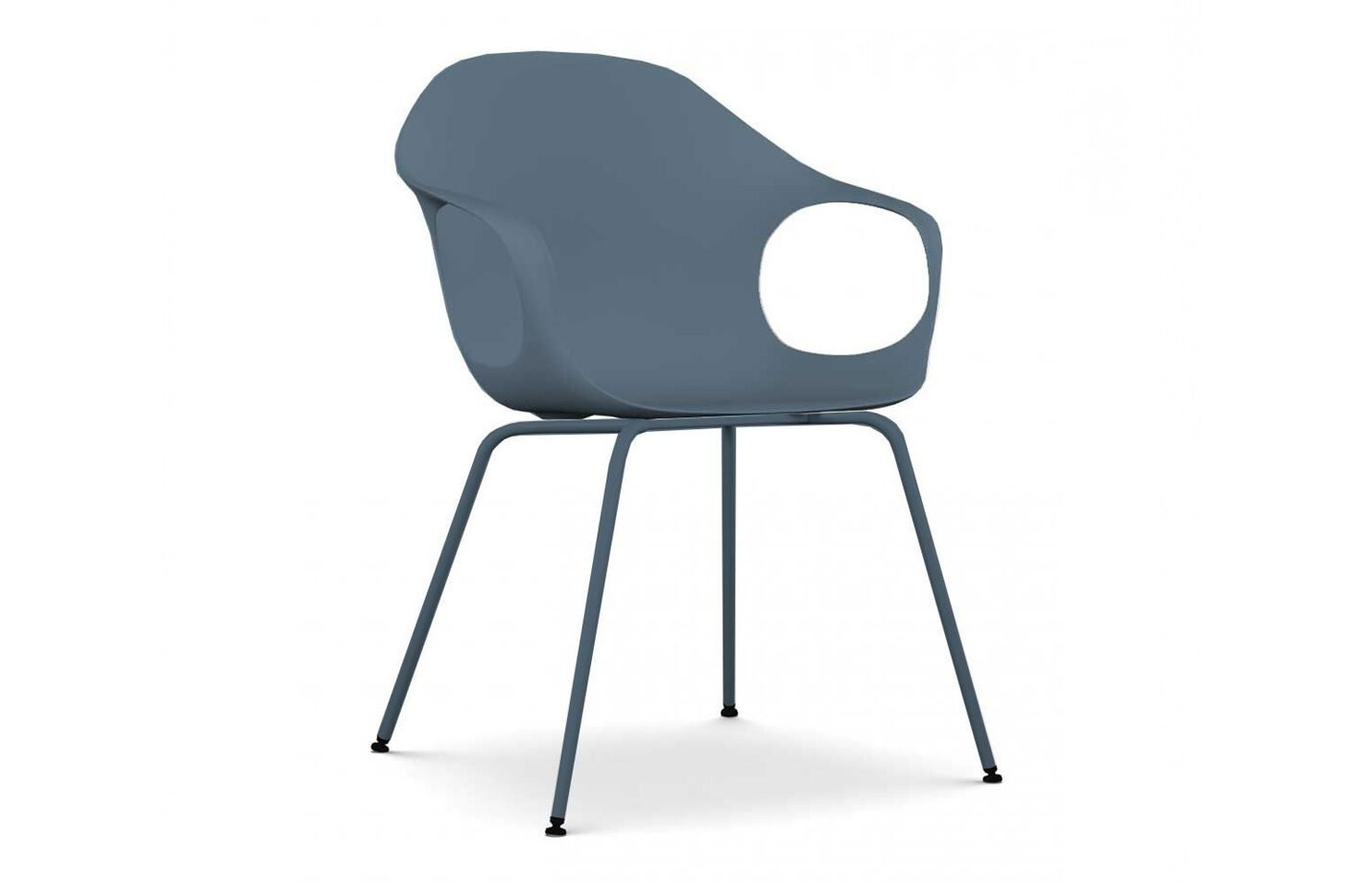 Elephant-dining-chair-Dust-Blue-by-Kristalia