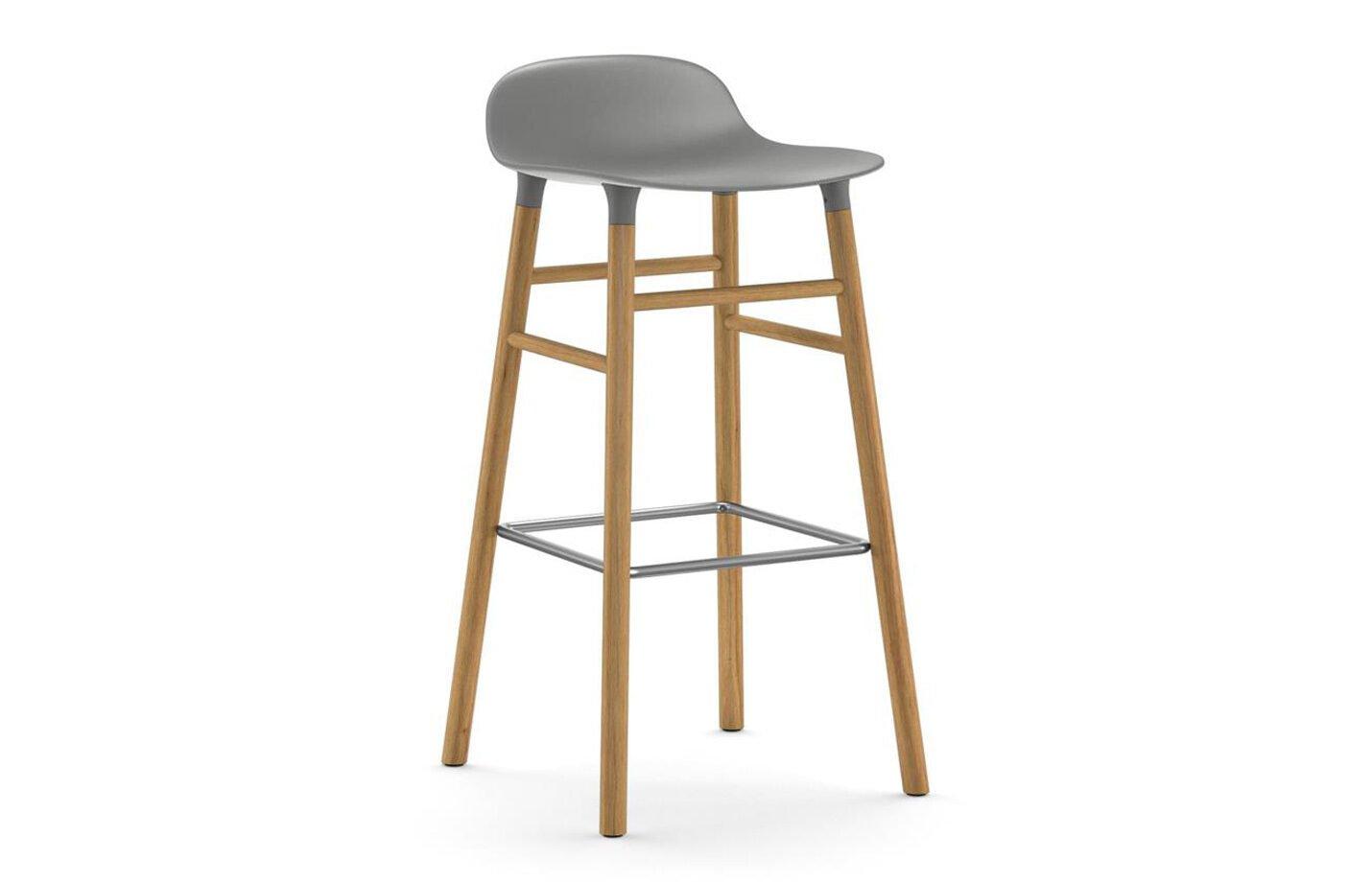 Form-Barstool-75cm-Oak-Grey-Normann
