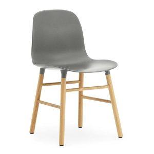Form-chair-oak-Grey-by-Normann