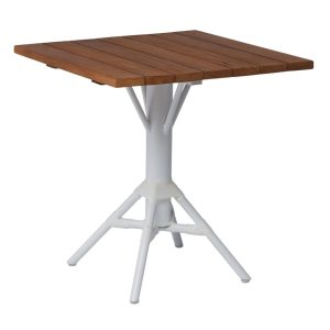 Nicole-Café-table-White-color