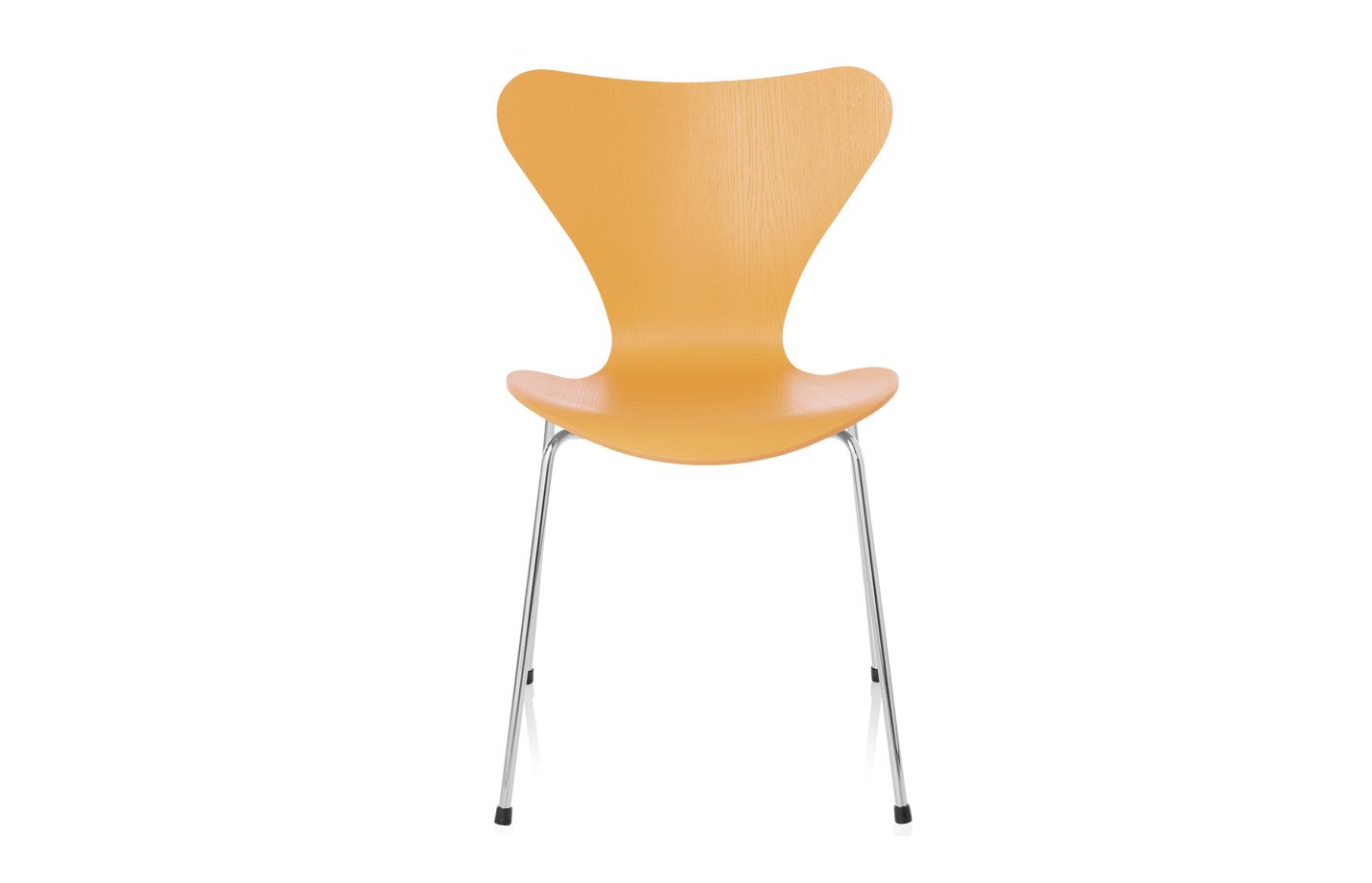 Series-7-Chair-Coloured-Ash-wood-Yellow