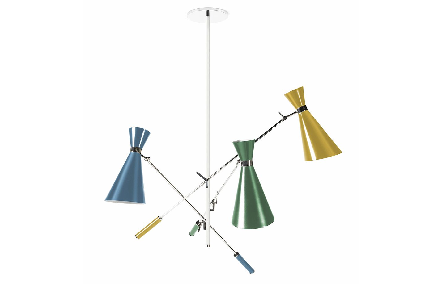 Stanley pendant lights - Tricolour