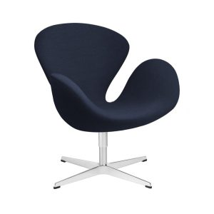 Swan-lounge-chair-fabric-Christianshavn-Dark-Blue