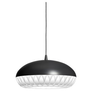 Aeon Rocket Pendant Black