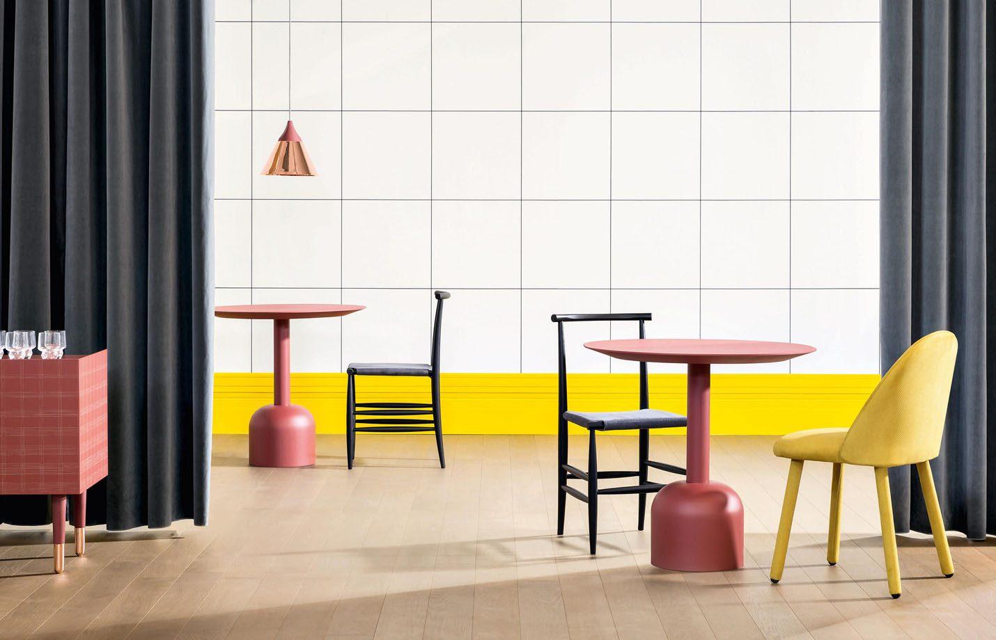 Illo-round-Dining Table