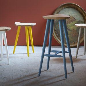Lechuck-designer-stool-wood-LS01
