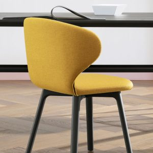 Mula-designer-dining-side-chair-wood-legs-LS01