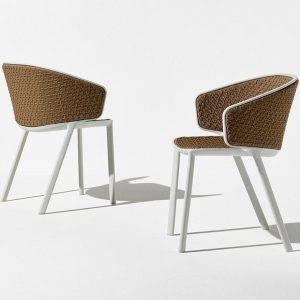 Pluvia-Dining-armchair-rope-with-metal-frame-LS02