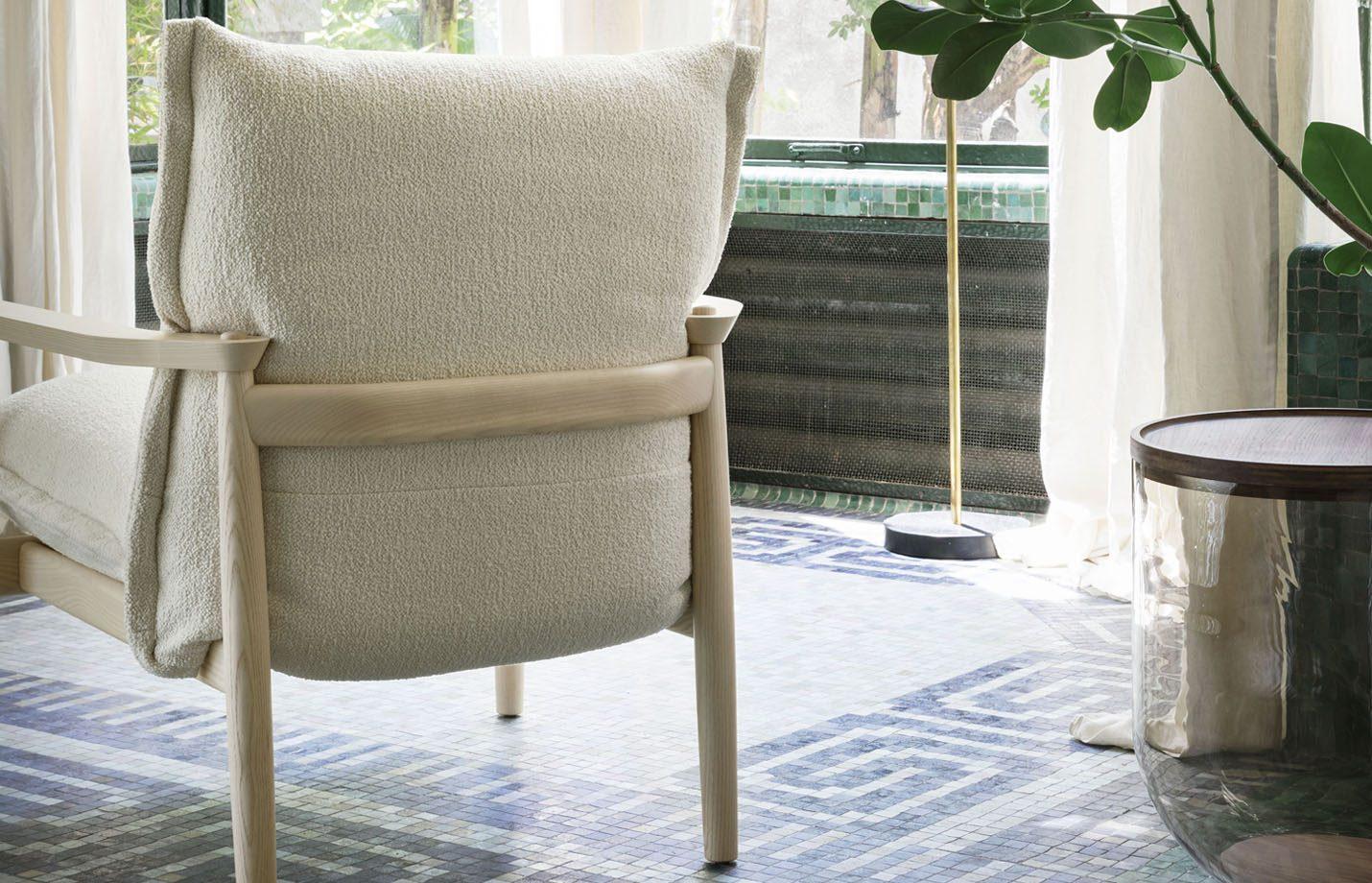 Sergia-designer-lounge-Armchair-wood-LS03