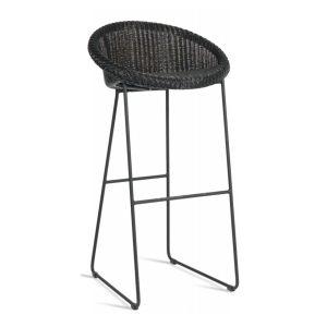 Joe-bar-stool-sled-base-black